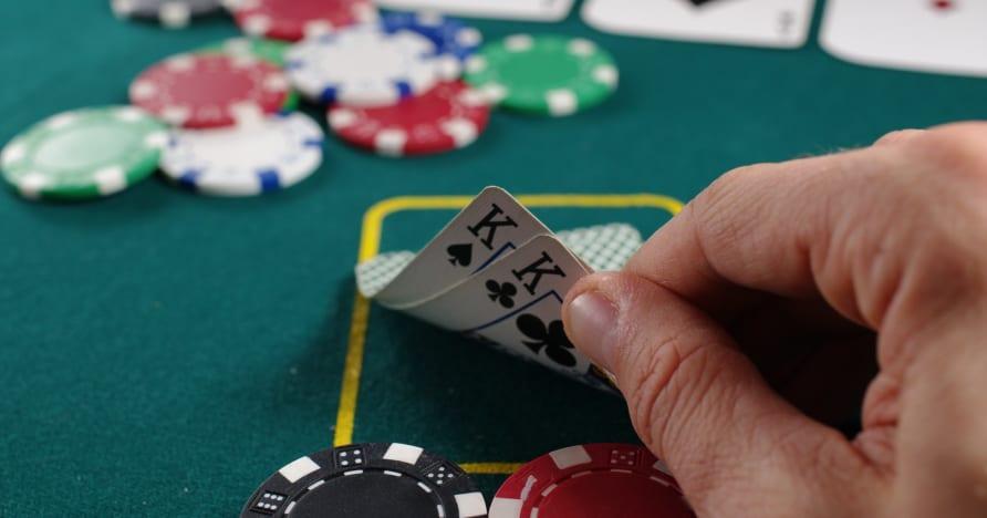 Онлайн покер стратегии