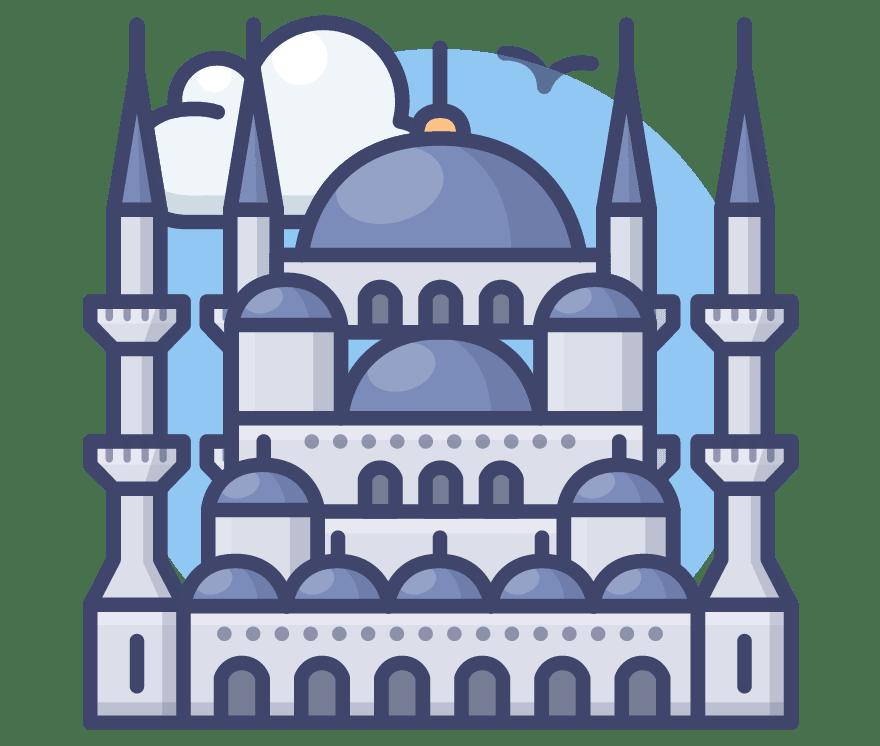 Топ undefined Мобилно казиноа Турция за 2021 г.