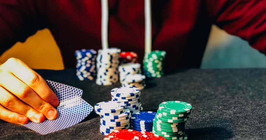 Спечелване на голяма игра в мобилни казина