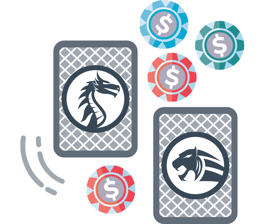 Играйте Dragon Tiger онлайн – Топ 37 Мобилно Казиноа, плащащи най-много за 2021 г.